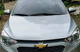 Sell Silver 2017 Chevrolet Sail in Manila