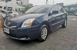 Blue Nissan Sentra 200 2016 for sale in Manila