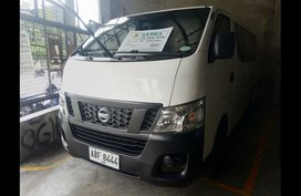 White Nissan Nv350 urvan 2015 for sale in Marikina