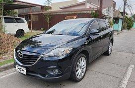 Selling Black Mazda Cx-9 2015 in Manila