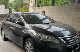 Black Nissan Sylphy for sale in Manila