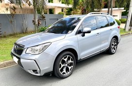 Sell Silver Subaru Forester for sale in Makati