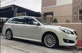 Sell Silver 2007 Subaru Legacy Wagon in Quezon City