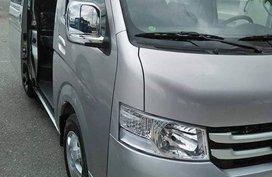 Foton View Transvan 2020