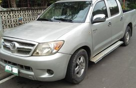 Sell Silver Toyota Hilux in Dapitan