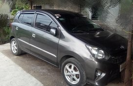 Grey Toyota Wigo for sale in Naga