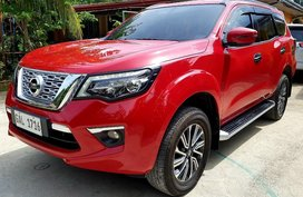 Red Nissan Terra 20000 for sale in Taguig