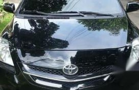 Black Toyota Vios 2009 for sale in Imus