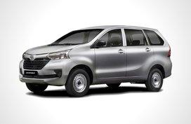Toyota Avanza J 1.3 MT