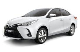 Toyota Vios Base 1.3 MT