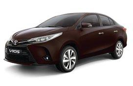 Toyota Vios E 1.3 CVT