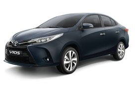 Toyota Vios G 1.5 MT