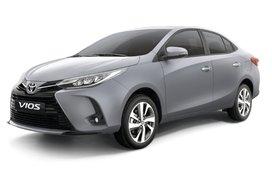 Toyota Vios XE 1.3 CVT