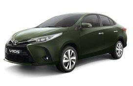 Toyota Vios XLE 1.3 MT
