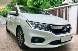 Sell White 2020 Honda City in Quezon City