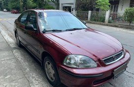 Selling Red Honda Civic 1998 in Antipolo