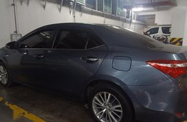 Sell Blue Toyota Corolla altis in Taguig