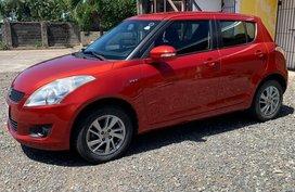Selling Red Suzuki Swift in Manila