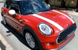 Selling Red Mini Cooper 2017 in Muntinlupa
