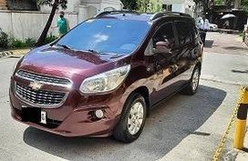 Chevrolet Spin 1.5 LTZ AT Gas Auto