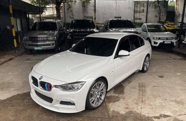 White Bmw 335I for sale in Paranaque City