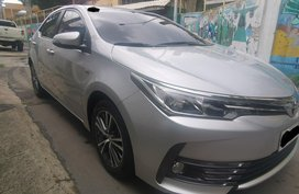 2017 Toyotal Corolla Altis 1.6 G