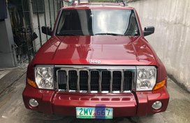 Purple Jeep Commander for sale in Manila