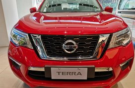 Sell Red 2020 Nissan Terra in Bonifacio