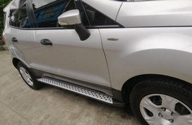 Selling Silver Ford Ecosport 2015 in Manila