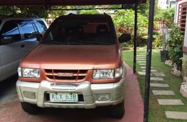 Orange Isuzu Crosswind for sale in Toril