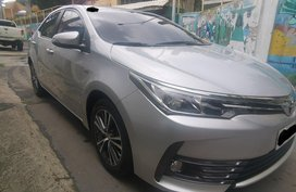 Selling Silver Toyota Corolla altis in Quezon City
