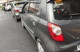 Sell Grey Toyota Wigo in Manila