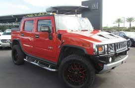 Orange Hummer H2 for sale in Makati City