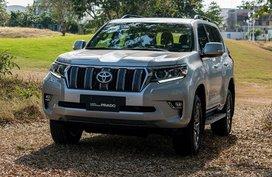Toyota Land Cruiser Prado 3.0 4x4 MT (Diesel)