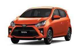 Toyota Wigo G 1.0 AT