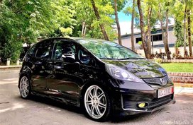 Sell Black Honda Jazz in Manila