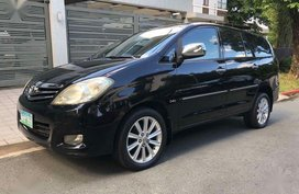 Black Toyota Innova 2011 for sale in Parañaque