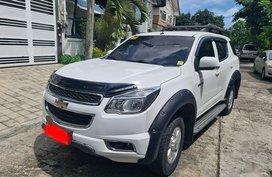 Sell White Chevrolet Trailblazer in Quezon City