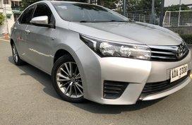 Toyota Altis E 2014 MT