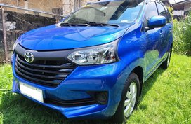 Toyota Avanza E Manual 2018