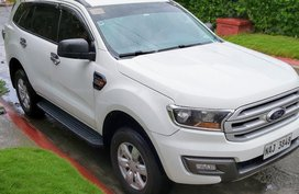 Ford Everest Ambiante Manual 2016