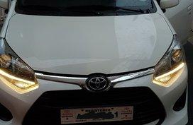 2019 Toyota Wigo E 1.0L