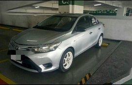 Silver Toyota Vios 2015 for sale in Manila