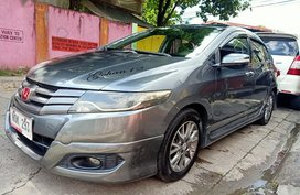 Sell Grey 2010 Honda City in Quezon City