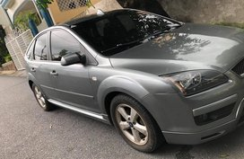 Silver Ford Focus 2005 for sale in Calendola Barangay Hall