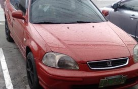 Sell Red 1997 Honda Civic in Marikina