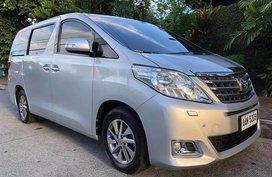 Toyota Alphard V6 2014