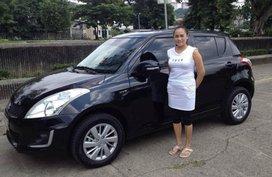 Sell Black Suzuki Swift in Marikina
