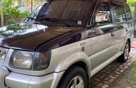 Black Mitsubishi Adventure for sale in Gran Europa