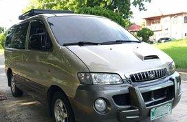 Selling Silver Hyundai Starex in Manila